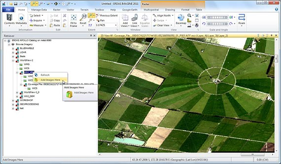Agricultural Information Software