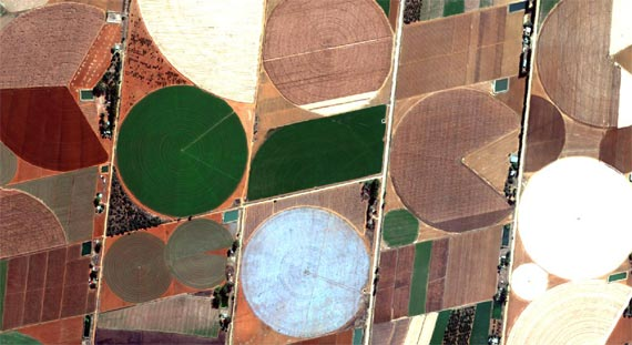 Agricultural Satellite Imagery