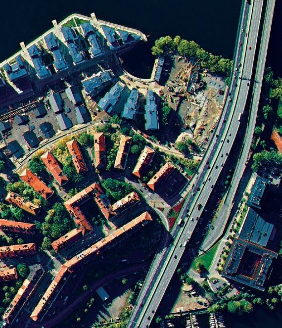 Transportation - Satellite Imagery