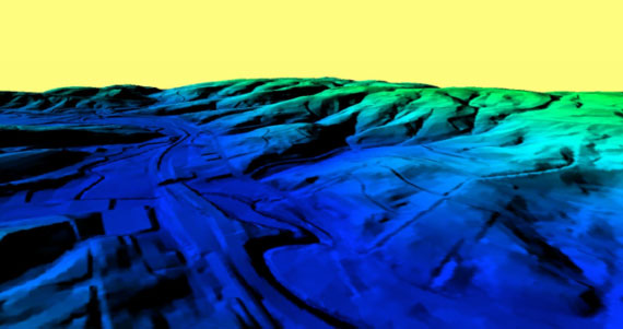 Digital Elevation Model